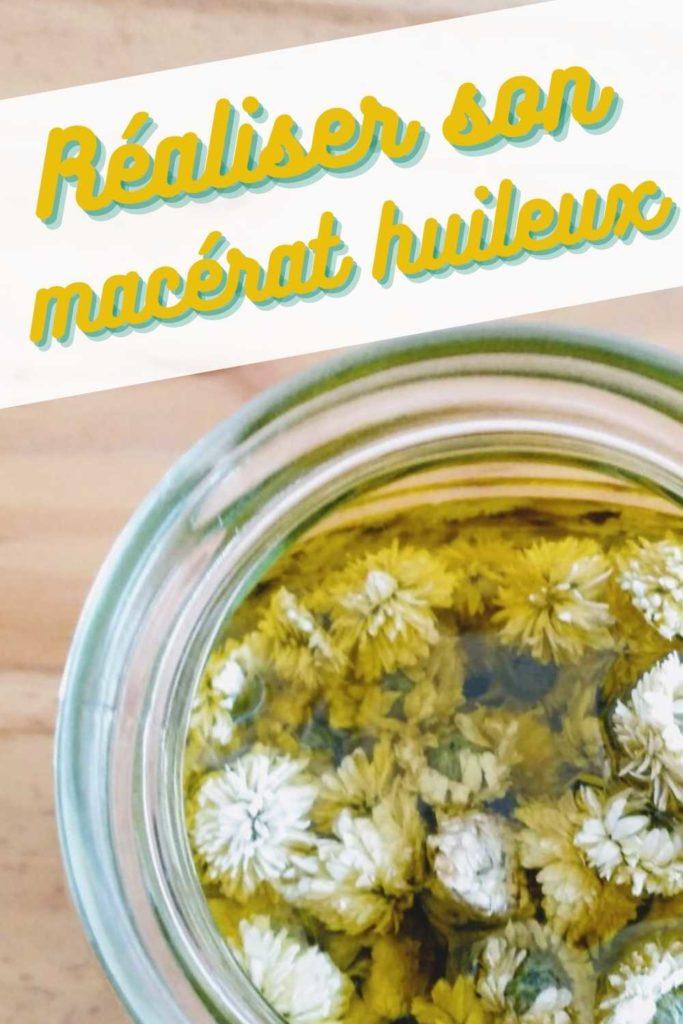 macerat huileux recette