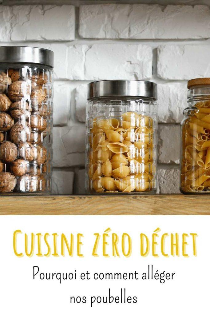 cuisine zero dechet astuces