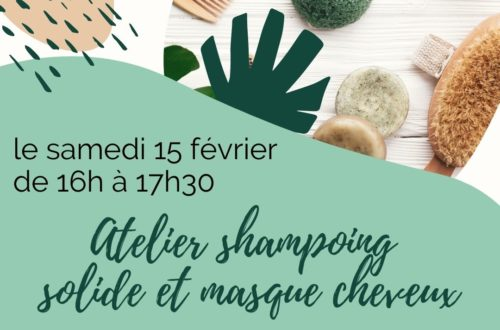 atelier shampoing solide angers