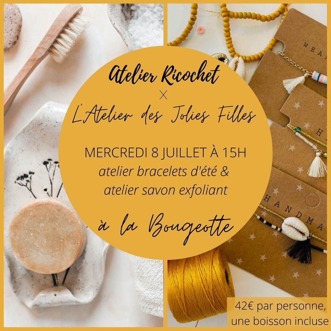 atelier diy entre copines angers