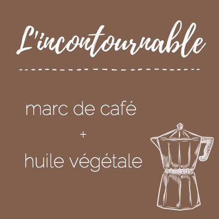 gommage café recette