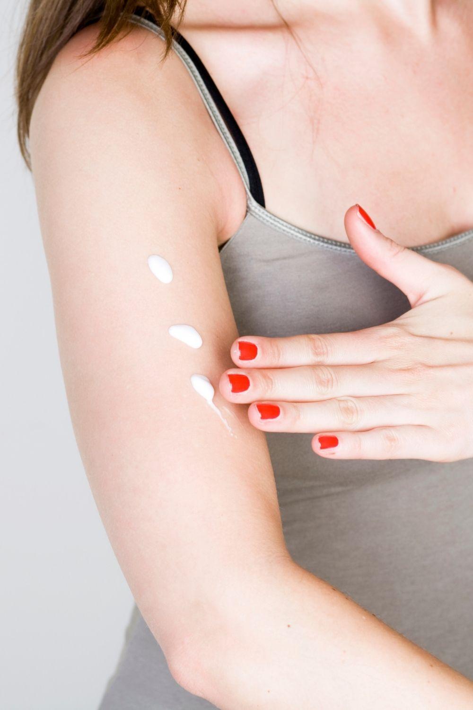 lait hydratant reparateur après soleil diy