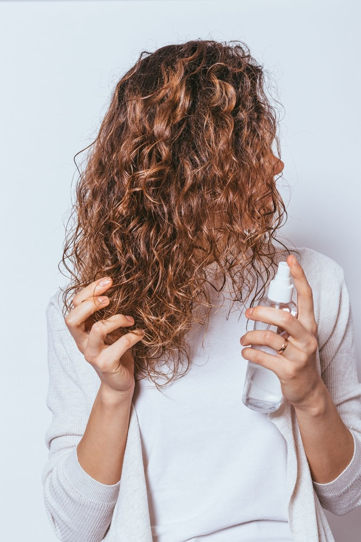 spray cheveux demelant avoine diy