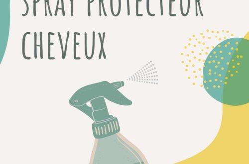 spray protecteur chaleur cheveux