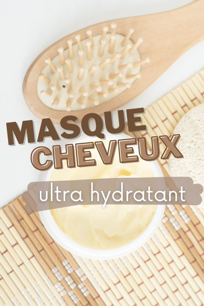 Masque cheveux ultra hydratant